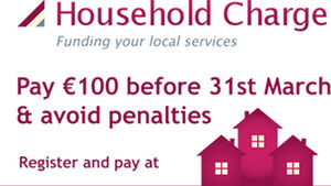 Household charge registrations almost 915k