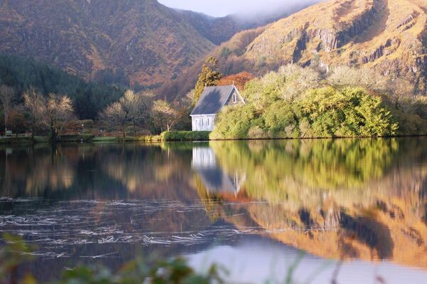 Gougane Barra. Picture: Conor Lucey