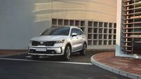 Kia's big new SUV  —  the Sorento  —  powerful, progressive, and versatile for everything in life