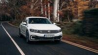 Passat GTE a standard bearer for PHEVs