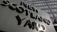 Scotland Yard plunged into racism crisis