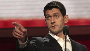Ryan continues attack on Obama