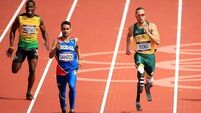 Pistorius left disappointed as team crash out