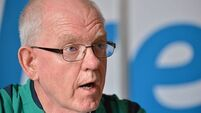 Swimming chief: Buck stops with me over Irish swimmers' performances