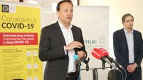 Leo Varadkar: It will be months before people can travel around Europe again