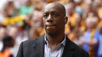 Gardaí investigate claims Kerry youth racially abused ex-football star Ian Wright online
