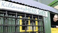 Men's sheds issue plea for vital funds after €600k Covid losses