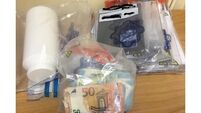 Two men arrested in connection with €72k cocaine seizure