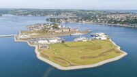 Calls for People's Park in Cork harbour to be opened