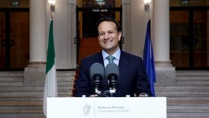 Govt Formation: Varadkar 'puts his foot down' after row