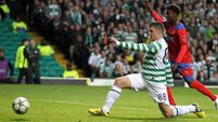 Hooper and Wanyama see Celtic ease to victory