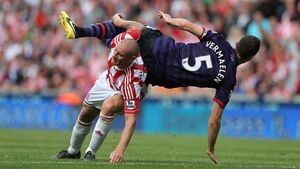 Another goalless draw as Gunners frustrated by Stoke
