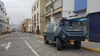 Irish citizen placed under quarantine by armed soldiers in Peru