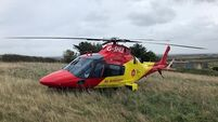 Funding crisis due to Covid-19 forces grounding of Ireland's first charity-funded air ambulance