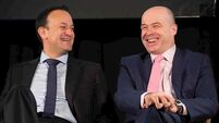 Varadkar asks Naughten to fill role of Leas-Cheann Comhairle as temporary measure