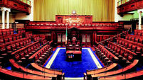 Dáil sitting will go ahead despite objections; Labour boycotts debate