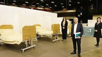 HSE prepares isolation and stepdown facilities at Citywest