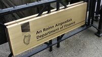 Dept reports Exchequer deficit of €2.5bn for first three months of 2020