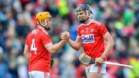 Cork hurlers take on new marathon challenge for Marymount hospice