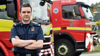 The Frontline Worker: Covid calls just part of the job for firefighters