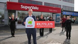 Double lotto wins 'a magical story for Killarney' says Daly's SuperValu