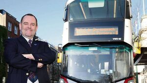 Fewer passengers but Covid-19 brings new challenges for bus drivers