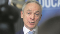 Richard Bruton has 'expressed concerns' about risk of FG forming government with FF