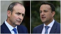 Dissent as Fine Gael and Fianna Fáil agree historic deal
