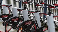 Improved bus services put brakes on public bike scheme