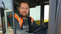 Frontline Workers: Refuse truck driver takes 'pride in going out to work'