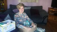 Cork woman makes toiletry bags for frontline staff