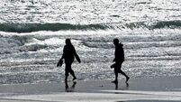 Reports of Dubliners 'flocking' to beaches in Mayo and Wexford led to signing of emergency laws