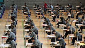 Minister urges students to 'keep studying' as he awaits advice on Junior and Leaving Cert exams