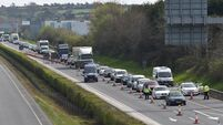 Traffic has halved since Covid-19 lockdown but remains higher than Christmas day