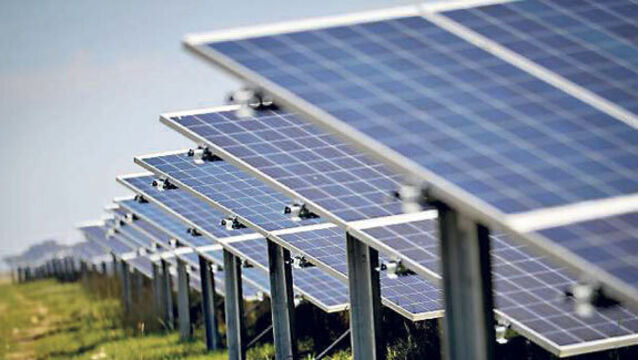 150 people are to be employed during the 25-month construction phase and the solar farm will be operational for 35 years if the scheme secures the green light. File picture.