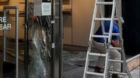 Gardaí investigating after 'incident of criminal damage and theft' on Grafton Street