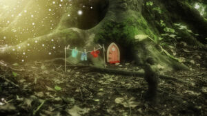 Fairies to spread a little bit of magic with doors