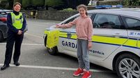 11-year-old donates her confirmation money to Cork community hospital