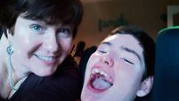 Mum of disabled teen: 'Give family carers priority for tests'
