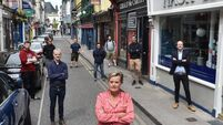 Business owners seek outdoor dining for Cork's Princes Street