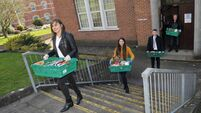 Food banks delivering for those most in need
