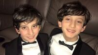 Message of hope from Benhaffhaf twins as 'little fighters' mark 10 years since separation surgery