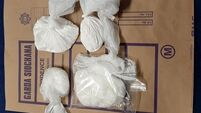 Man, 20s, arrested in connection with seizure of cocaine worth €51k