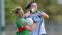 Mons charge past Mayo and into ladies final