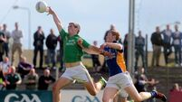 Wicklow rue missed chances as Leitrim win first qualifier
