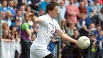 Johnston makes Kildare debut in comfortable victory against former teammates