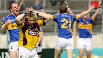 Tipperary triumph in day of shocks