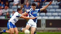 Goals see Laois through against Monaghan