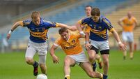 Tipp boss stays with same side that defeated Antrim