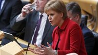 Sturgeon vows to investigate PPE claims as Scotland coronavirus deaths rise to 615